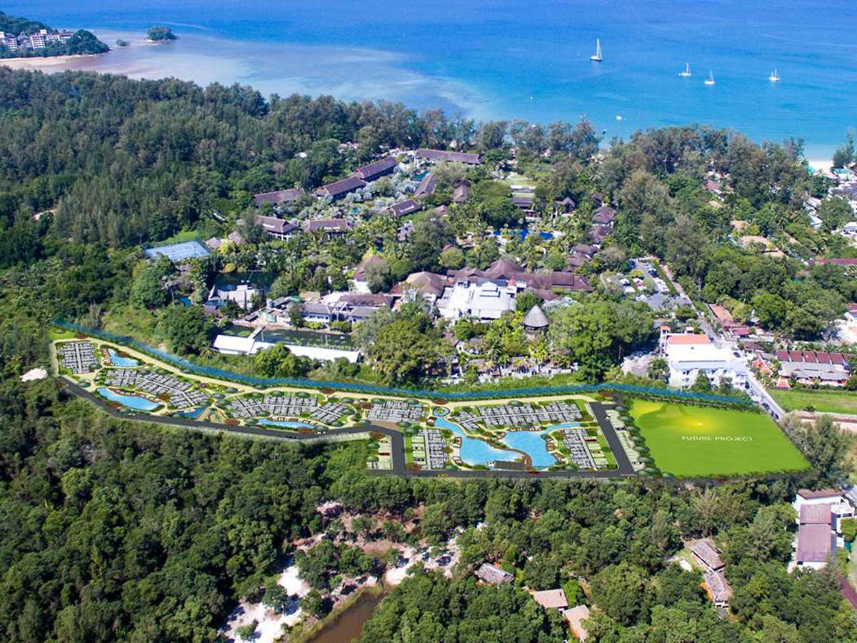 The Title Residencies Nai Yang Beach