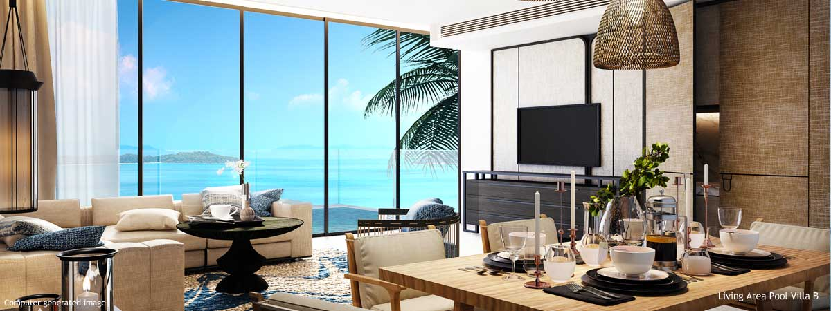 Phuket Grand Bay Interior Design