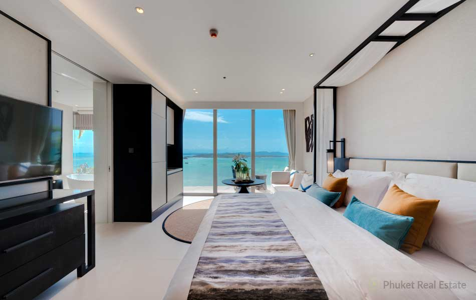 Phuket Grand Bay Suite Unit Overview