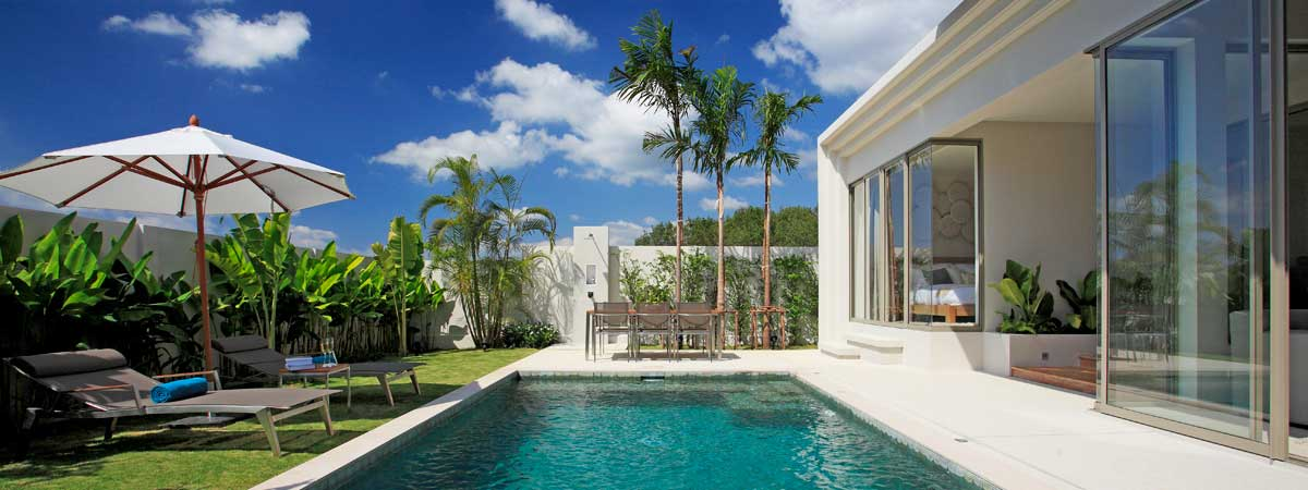 Trichada villas Phuket