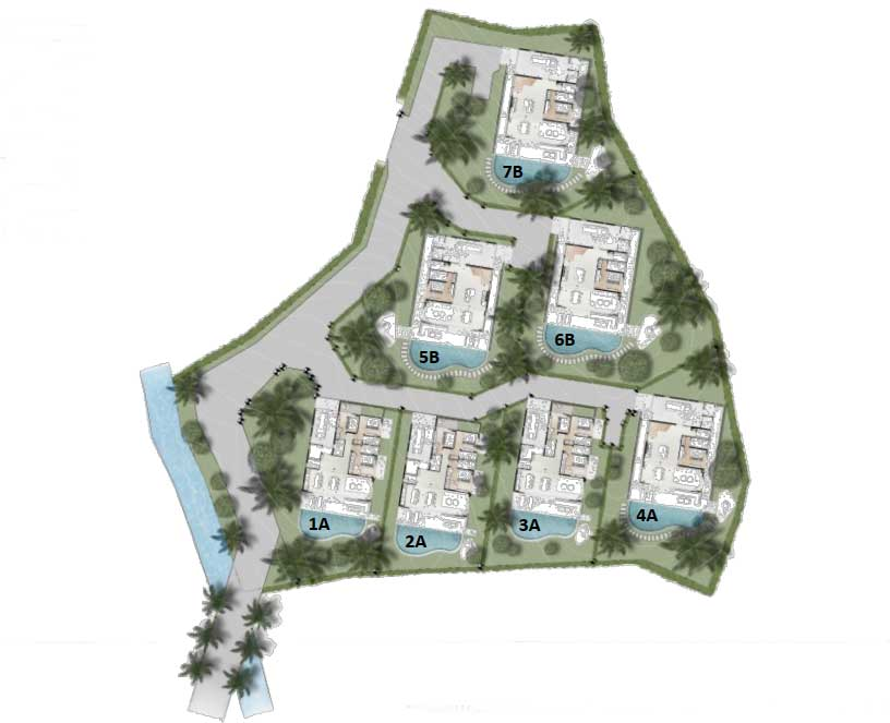 Himmapana Villas Phase 2 Master Plan