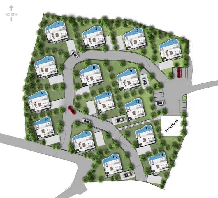 Himmapana Villas Phase 3 Master Plan