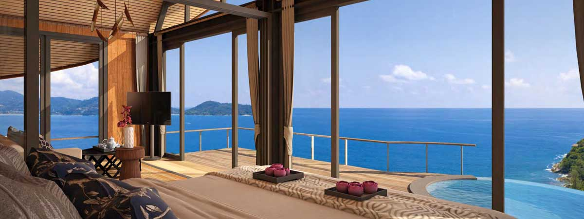 Patong Bay Sea View Cottages