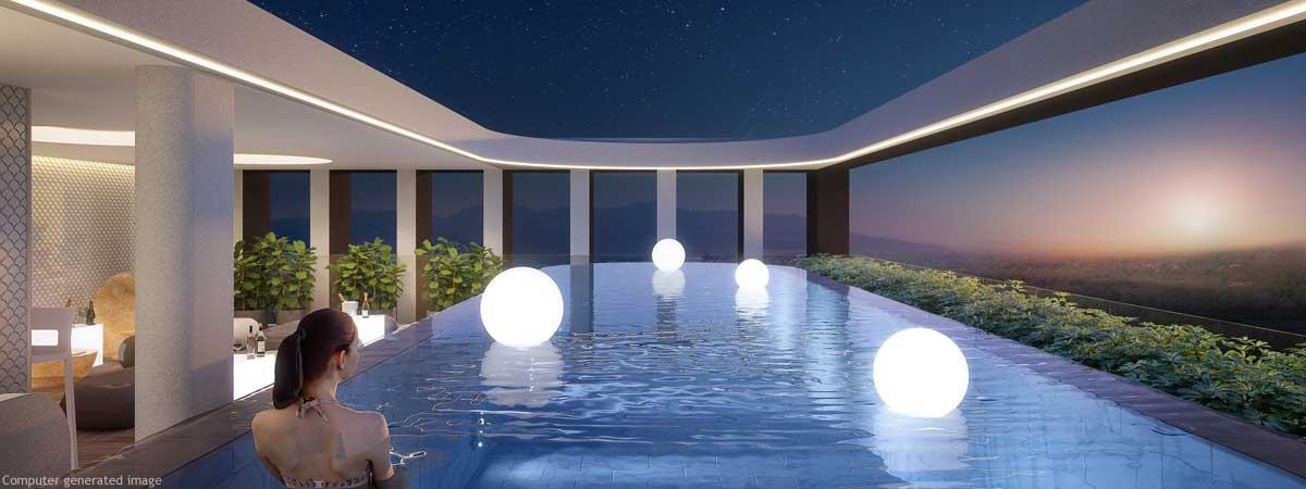 Mono Residence Bangtao Roof Pool