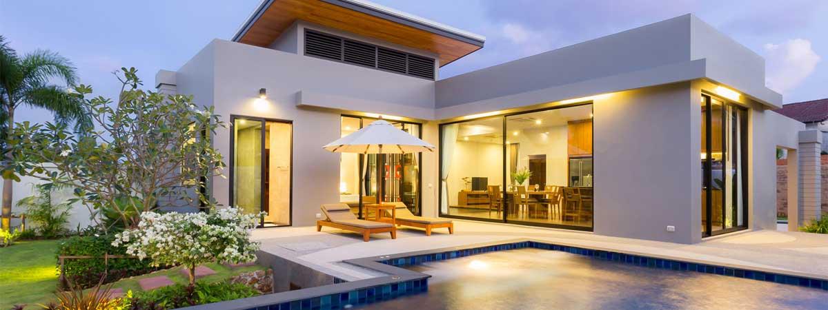 Nai Harn Baan-Bua Villa