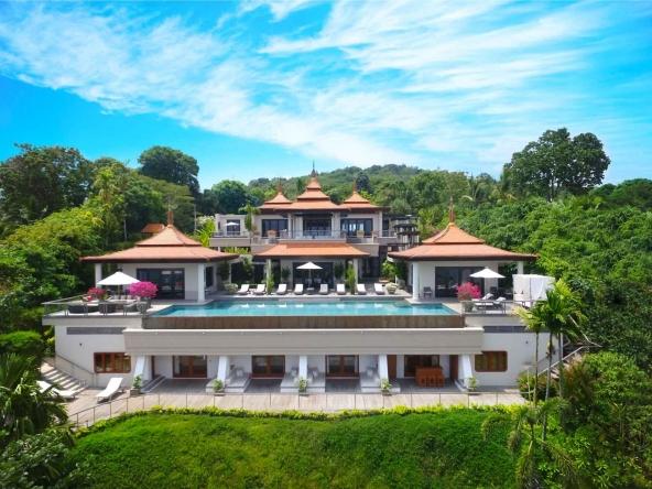 Villa Isa at Trisara