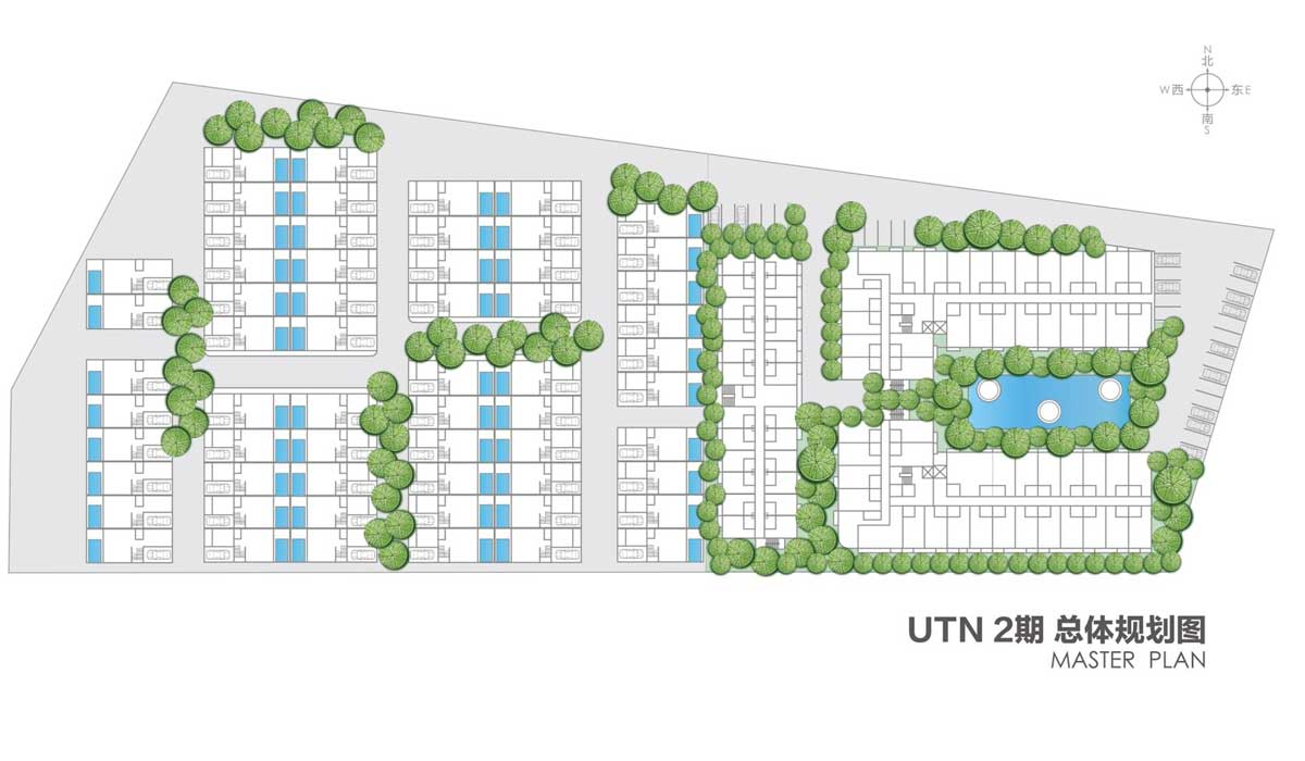 Utopia Dream UTN2 Master Plan