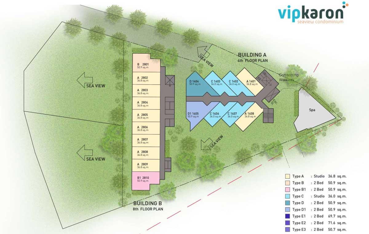 VIP Karon Master Plan