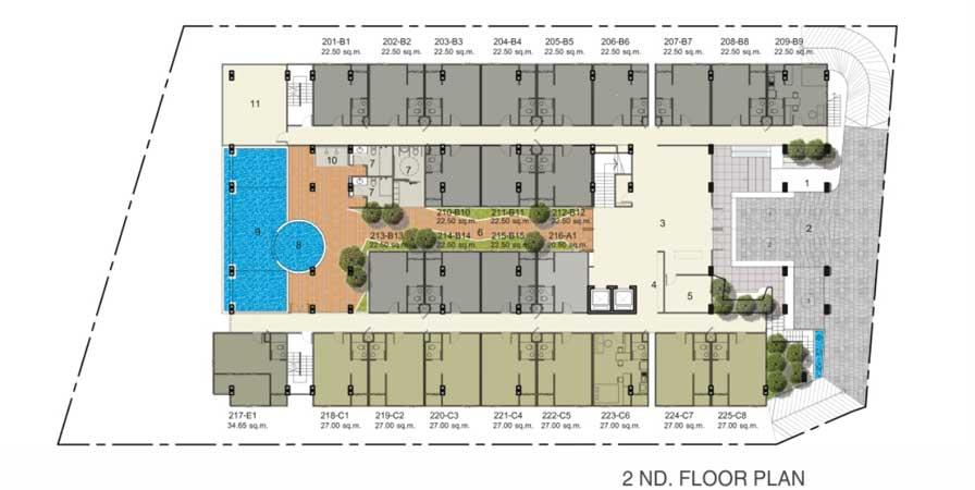 VIP Great Hills Master Plan