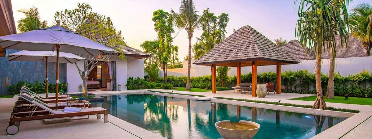 Anchan Hills villas in Phuket