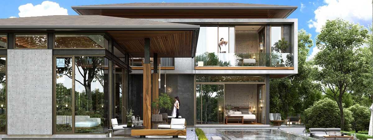 Botanica Modern Loft villa