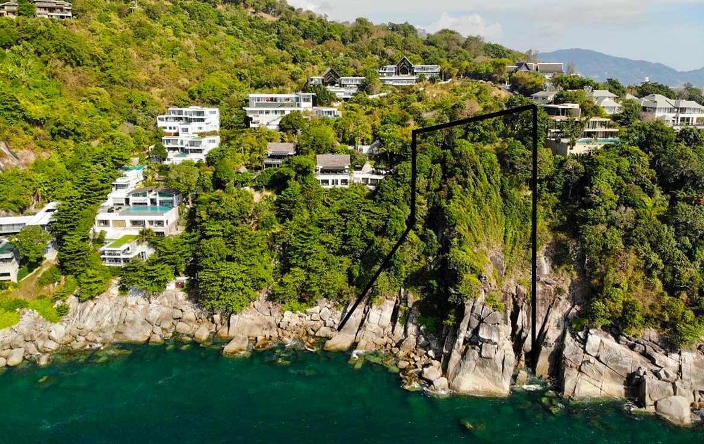 Millionaires Mile Phuket